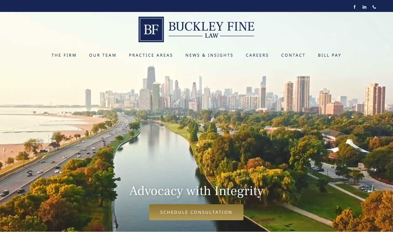 Buckley Fine Law