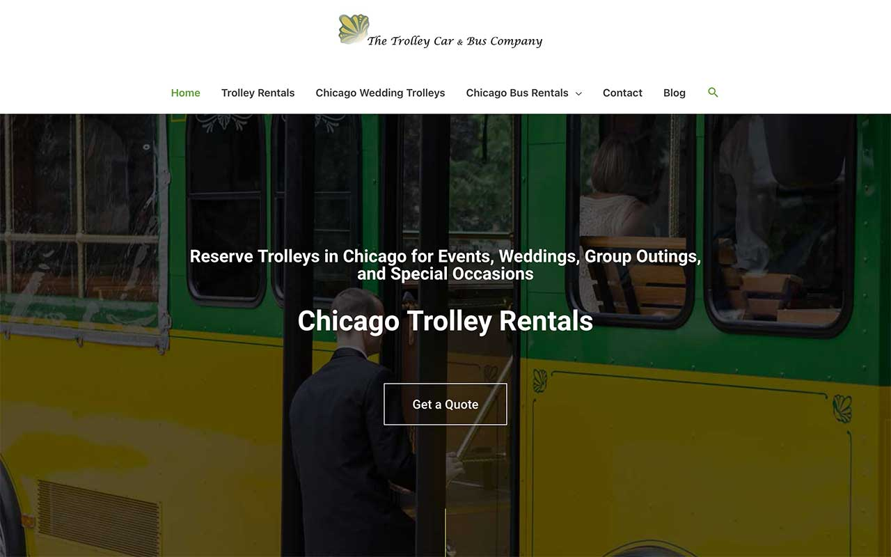 The Chicago Trollley & Bus Company