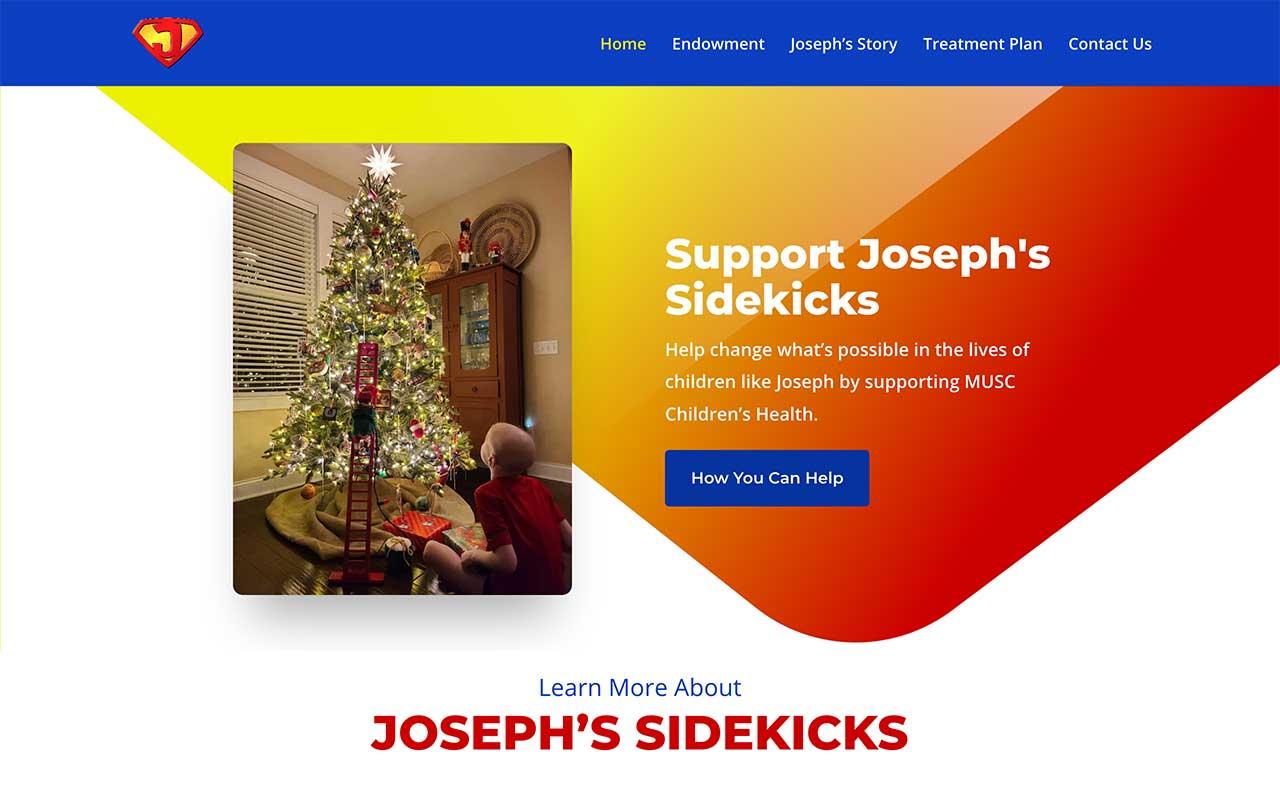 Joseph's Side Kicks